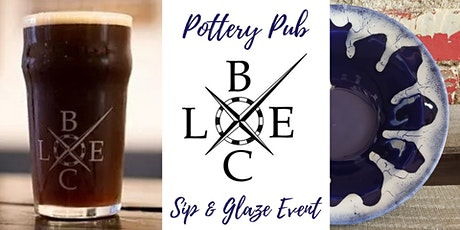 Pottery Pub | Lost Evenings Brewing Co tickets