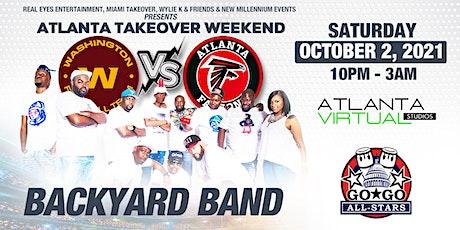 Backyard Band Atlanta Takeover tickets