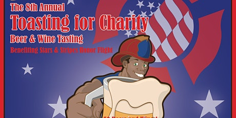 2021 8th Annual Toasting for Charity tickets