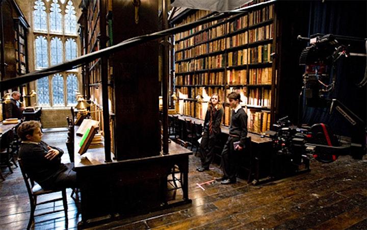 Imagen de Recorrido virtual: Hogwarts en el mundo muggle