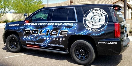 Police Recruit Orientation and Testing:  Join the Buckeye Police Department tickets