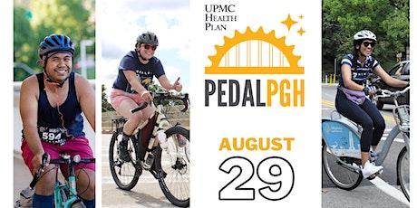 Registration: UPMC Health Plan PedalPGH 2021 tickets