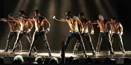 Magic Mike Night Tribute Show tickets