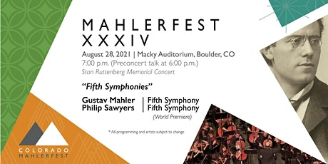 Festival Finale - Mahler's Fifth Symphony tickets