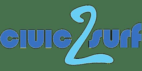 The Civic2Surf 10 Year Anniversary High Tea tickets