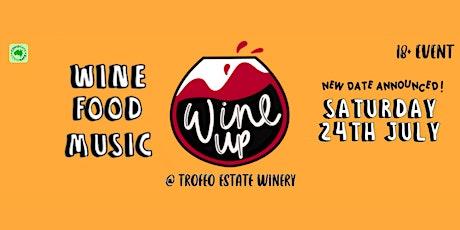 Wine Up @ Trofeo Estate tickets