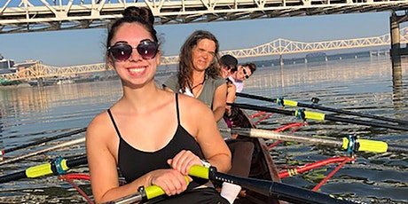 LEARN TO ROW! 12 classes + Membership tickets