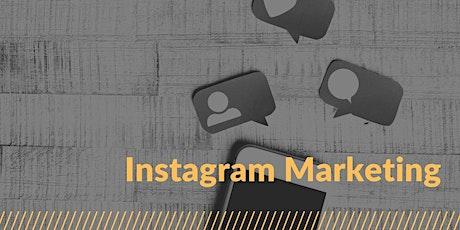Instagram Marketing tickets