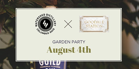 Goodale Station x Watershed Distillery tickets