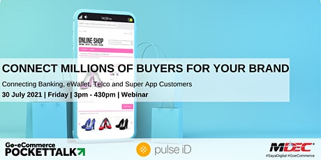 Go-eCommerce Pocket Talk Series #7 - With Pulse iD entradas