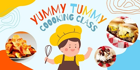 Yummy Tummy Cooking Class: Kid-Approved Recipes for Families tickets