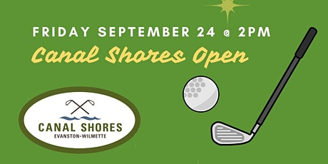 Canal Shores Open tickets