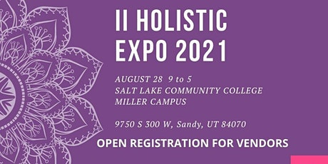 HOLISTIC EXPO tickets