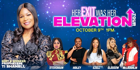 Her Exit Was Her Elevation Tour (Hollywood, FL) tickets