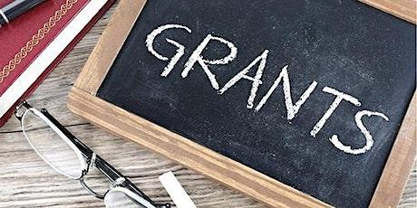 Grants Information Night tickets