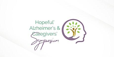 2021 Hopeful Alzheimer's & Caregivers' Symposium tickets