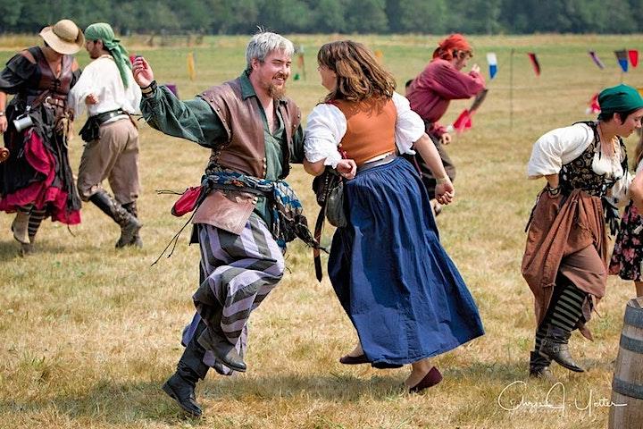 Washington Midsummer Renaissance Faire  August 7-8, 14-15, 21-22, 2021 image