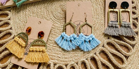 Macramé Accessories! with Bella Ruth Co. tickets