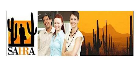 Southwest AZ HR Association (SAHRA) August Webinar tickets