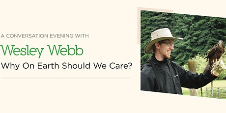 Conversation Evening: Why On Earth Should We Care? tickets