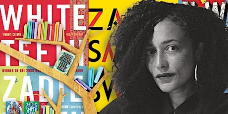 An Evening with Zadie Smith tickets