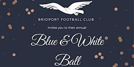 Bridport Football Club Blue & White Ball tickets
