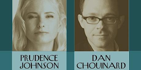 Prudence Johnson and Dan Chouinard  on Bacharach and David tickets