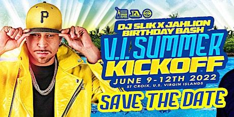 DJ SLIK & JAHLION BIRTHDAY BASH 2022 tickets