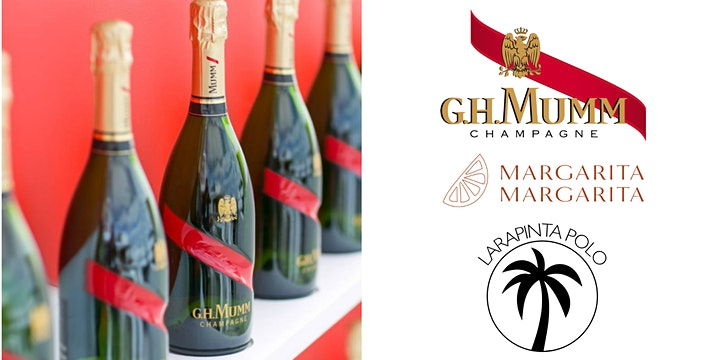 Mumm Champagne Marquee - Ailier Australian Open Polo image