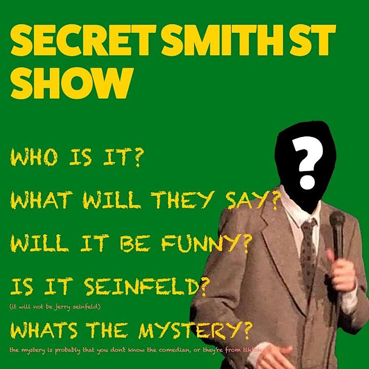 Secret Smith St Show image