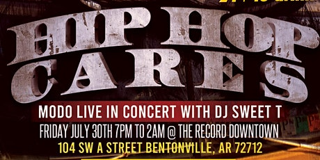 C.A.P. Entertainment Presents Hip Hop Cares tickets