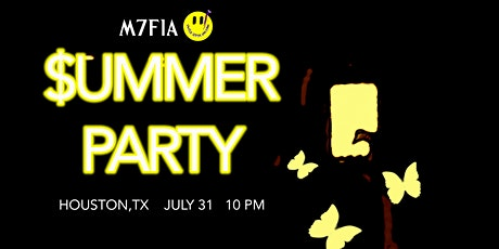 TURNT UP SUMMER PARTY tickets