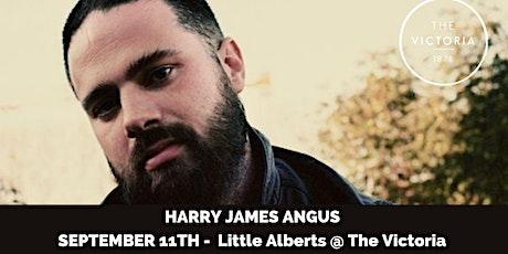HARRY JAMES ANGUS  - Followers Tour - Bathurst NSW tickets
