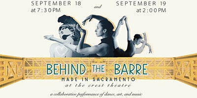 Behind the Barre: Made in Sacramento!