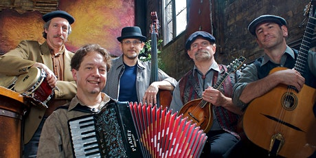 An Evening with Cafe Accordion Orchestra tickets
