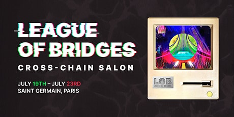 CROSS-CHAIN SALON | BLOCKCHAIN | PARIS billets