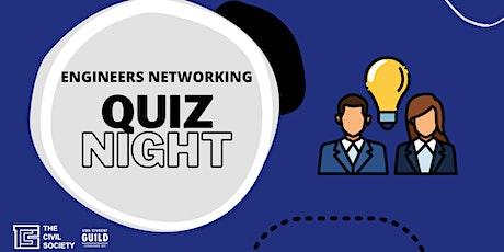 TCS PRESENTS: ENGINEERS NETWORKING QUIZ NIGHT tickets