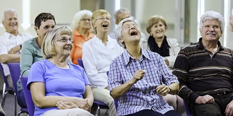 Healthy Ageing Seminars - Back Care tickets