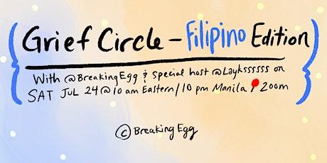 Grief Circle | Filipino Edition biglietti