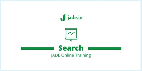 Find answers faster. Take a deep dive into JADE's search capabilities. tickets