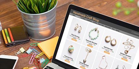 30 Listings in 30 Days Etsy/Ecommerce Challenge tickets