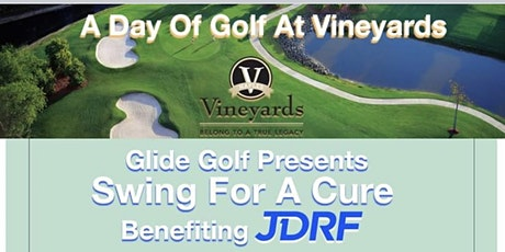 Swing For A Cure Golf Tournament Benefiting JDRF tickets