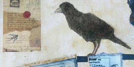 BIRDS AND TEXT: Collage and Mixed Media Workshop with Elspeth McCombe tickets