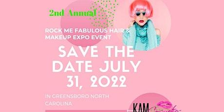 Rock Me Fabulous Hair & Makeup Expo tickets