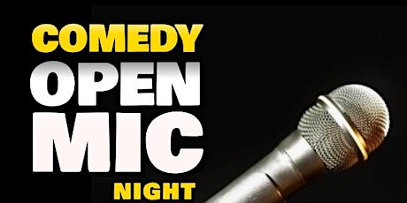 Comedy Show Open Mic tickets