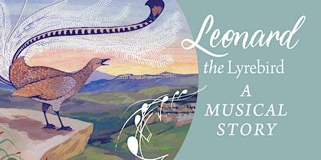 POSTPONED: Orchestra Victoria: Leonard the Lyrebird - A Musical Story tickets