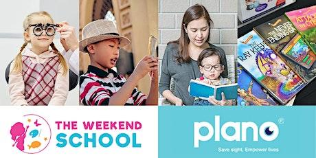 Storytelling & Eye Education (SEE) Programme - The Weekend School tickets