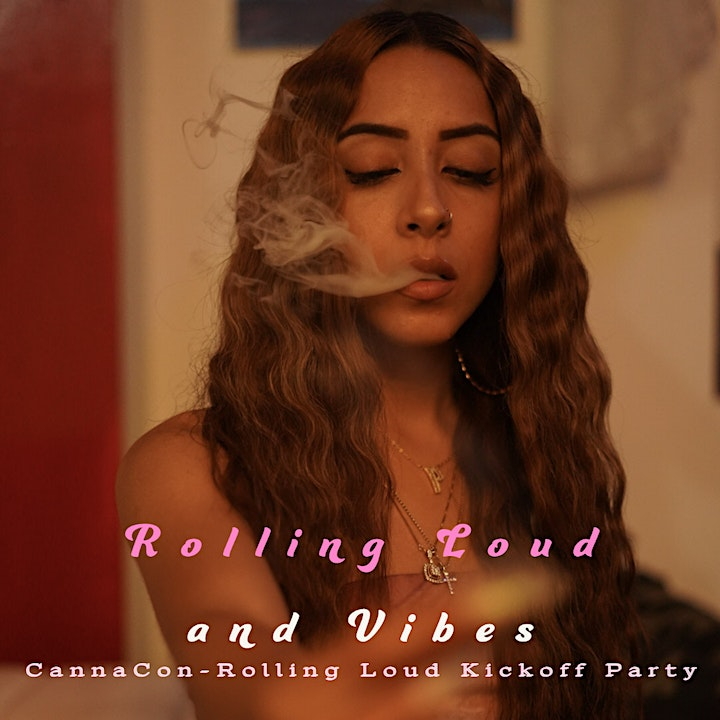 Roll Your Loud Canna-A-Conference  Miami - Rolling Loud and Vibes Kickoff image