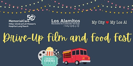 Drive-Up Film and Food Fest Event Series tickets