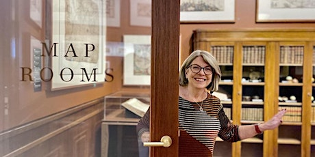 Maps of the Pacific, with Maggie Patton tickets